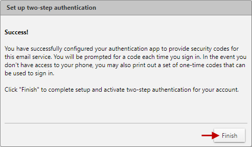 Webmail: Two-Factor Authentication (2FA) – Helpdesk