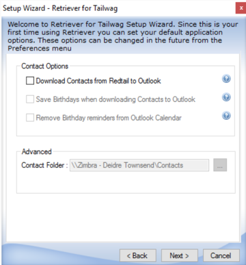 Download and Usage of Retriever for Tailwag – Helpdesk